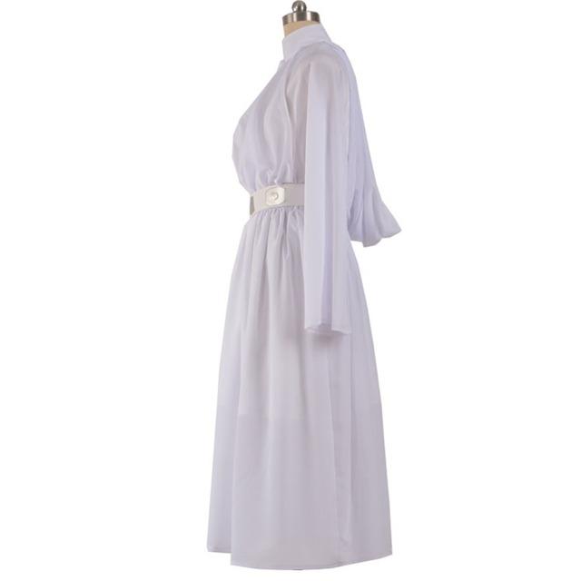 Princess Leia Cosplay Costume