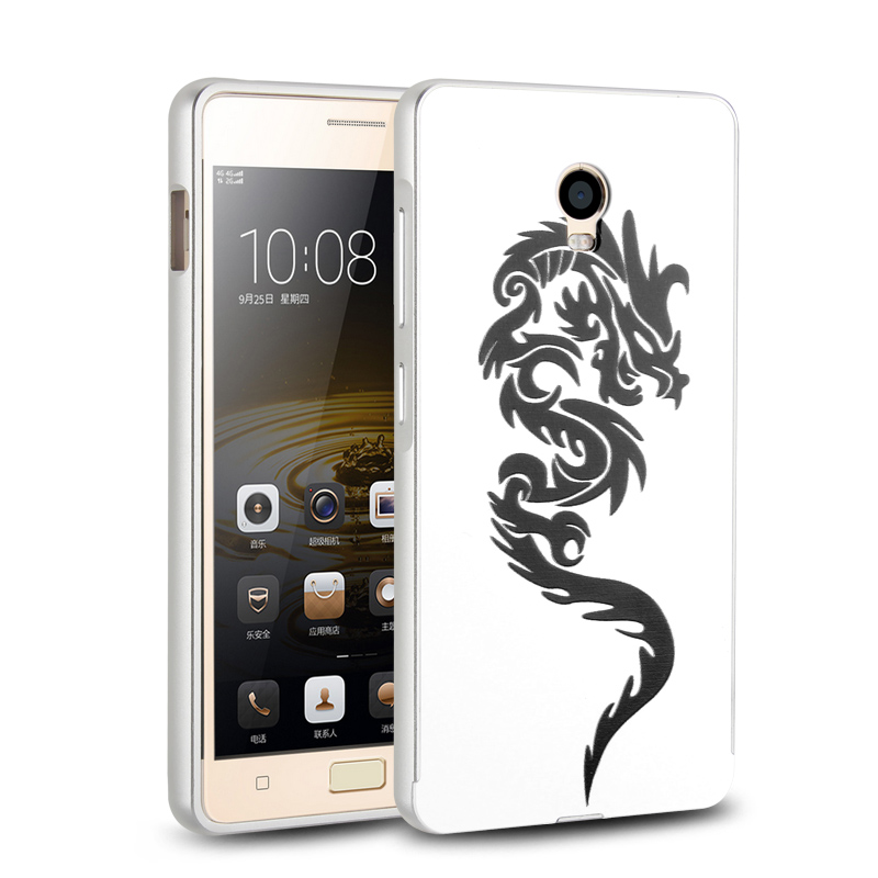 online store 921db ce47a US $4.29 8% OFF For Lenovo VIBE P1 Case Luxury Mirror Cover Metal Aluminum  Bumper Frame Case For Lenovo VIBE P1 P1c72 Gold Plated PC Back Cover -in ...
