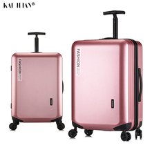 20/24/28 inch PC suitcase on wheels big luggage Cabin travel trolley luggage carry ons suitcase fashion Women suitcase for men