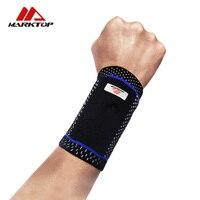 Hỗ Trợ cổ tay Bảo Vệ Duy Nhất Wristband Unisex Bracers Bóng Rổ Bóng Đá Tennis Cầu Lông Thể Thao Bảo Vệ Cổ Tay Nam Giới và Phụ N