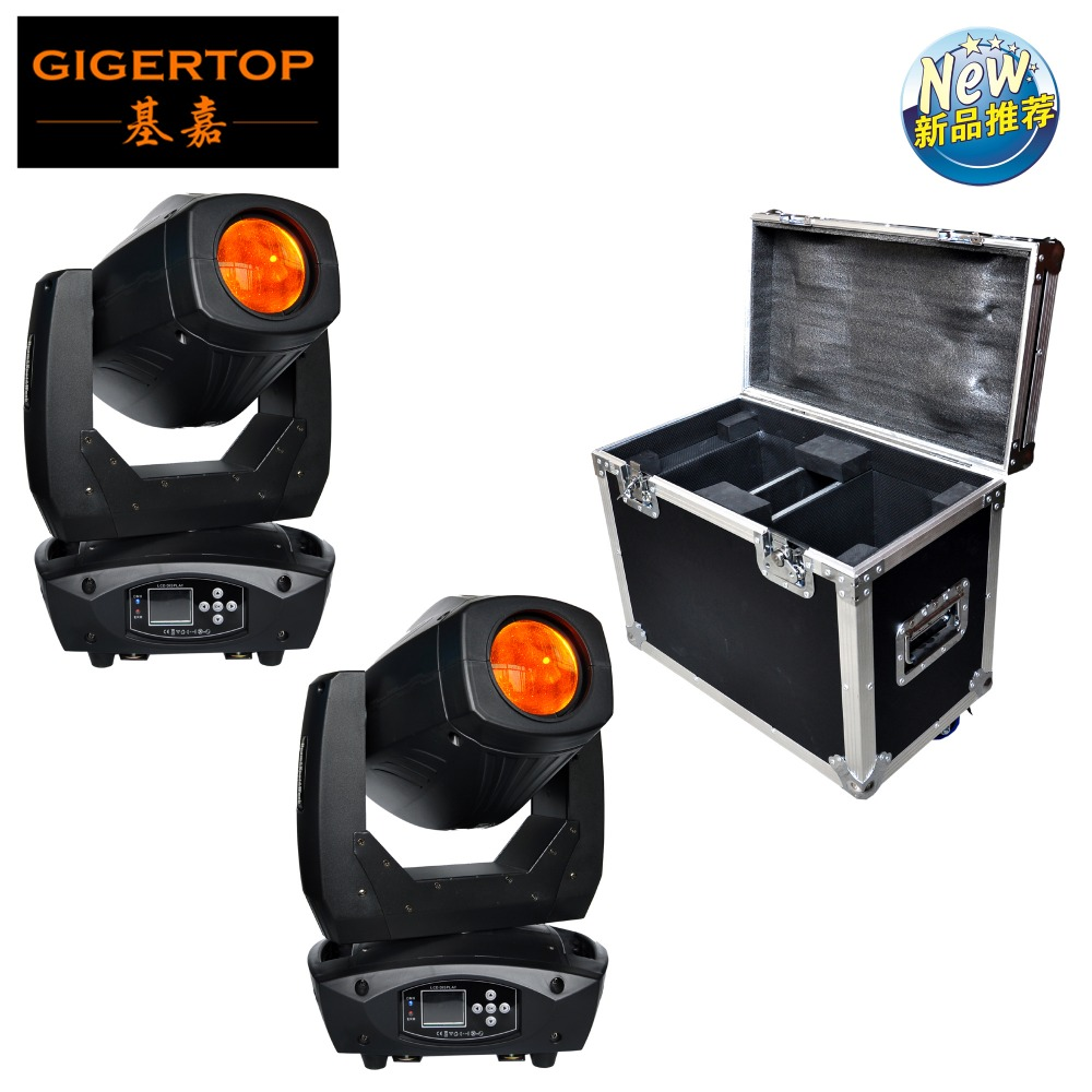 New Arrival Flightcase 2in1 lyre LED 200w Moving Head Beam Spot Wash 3in1 Moving head Light discount price 2 pack 200w led moving head spot wash 2in1 light 75w white 9 12w rgbwa purple leds mini rotate gobo color wheel