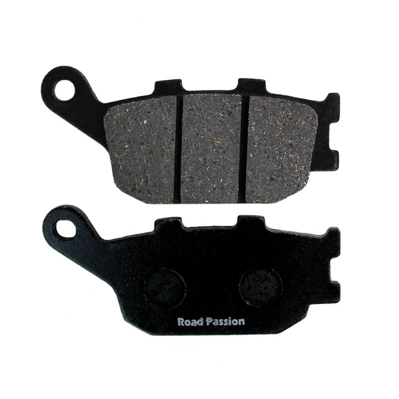 Road Passion Motorbike Front Rear Brake Pads For SUZUKI SV1000 SV 1000 K S 2003 2007 GSF 1200 GSF1200 SK6 SAK6 K6 AK6 2006 in Brake Disks from Automobiles Motorcycles