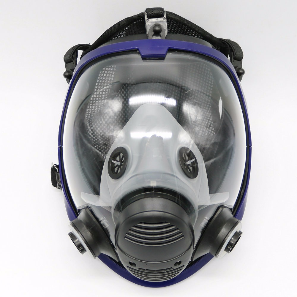 Welding Helmets Discreet Suit Painting Spraying Similar For 6800 Gas Mask Full Face Facepiece Respirator Lustrous Surface