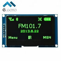 Green Color 2 42 2 42inch OLED Display Module 128x64 SPI Communicate For Arduino C51 STM32
