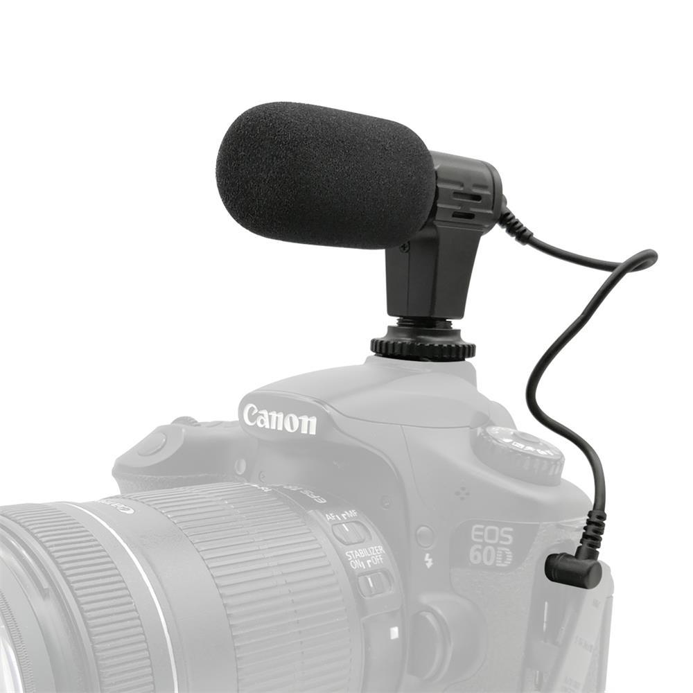 Mamen mic-06 microfone para slr dslr camera smartphone para iphone - Áudio e vídeo portáteis