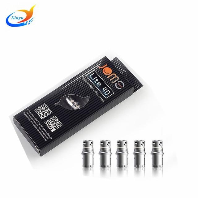 Best selling 5pcs Jomo Lite 40w Kit Evaporater Electronic Cigarette ...