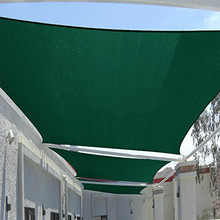 Jinguan Net 13u0027 x 13u0027 Sun Shade Sail Square Permeable & Buy tanning canopy and get free shipping on AliExpress.com