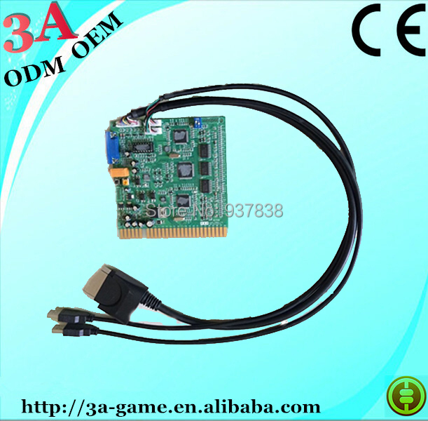 2014 Latest Arcade XBOX360 Jamma Coin Operated Timer Board for Sale