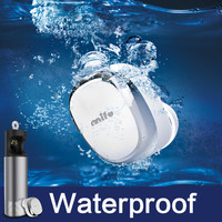 Mifo U0 Ultra Small Micro Car Wireless Waterproof Sports Bluetooth Headset 4 1 Mini Invisible Earphone
