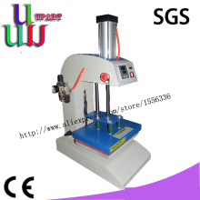 plate size:20x 20cm garment pneumatic heat press machine