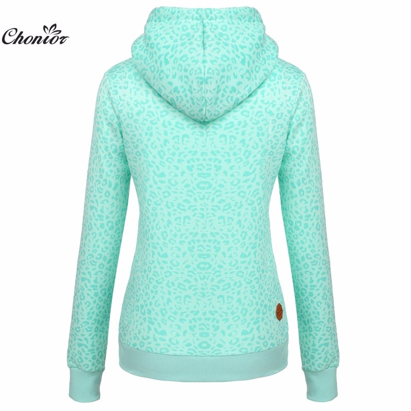 2016 New Fashion Spring Autumn Leopard Coat Women Casual Tops Long Sleeve Harajuku Hoodies Spring. Autumn Leopard Coat Women HTB1QHoVKVXXXXbyXFXXq6xXFXXXA