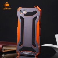 Shockproof Phone Case For IPhone 5s Cover Metal Aluminum Shell Heavy Duty Protection Anti Knock Pouch