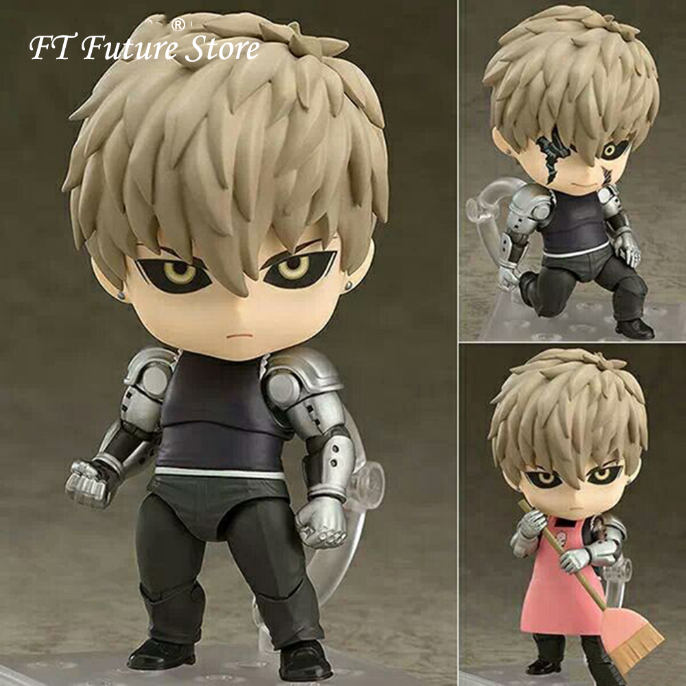 Detail feedback questions about 10cm one punch man genos nendoroid action figure 645 genos doll pvc toy brinquedos anime figure super movable edition on