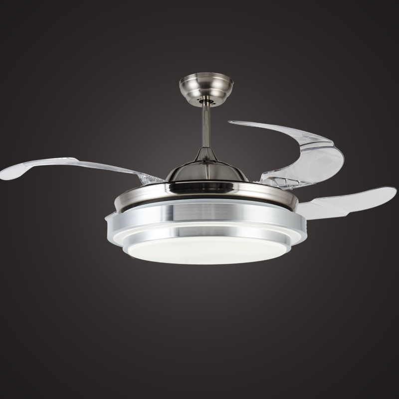 Takeoff Fan Invisible Ceiling Fan Light Restaurant