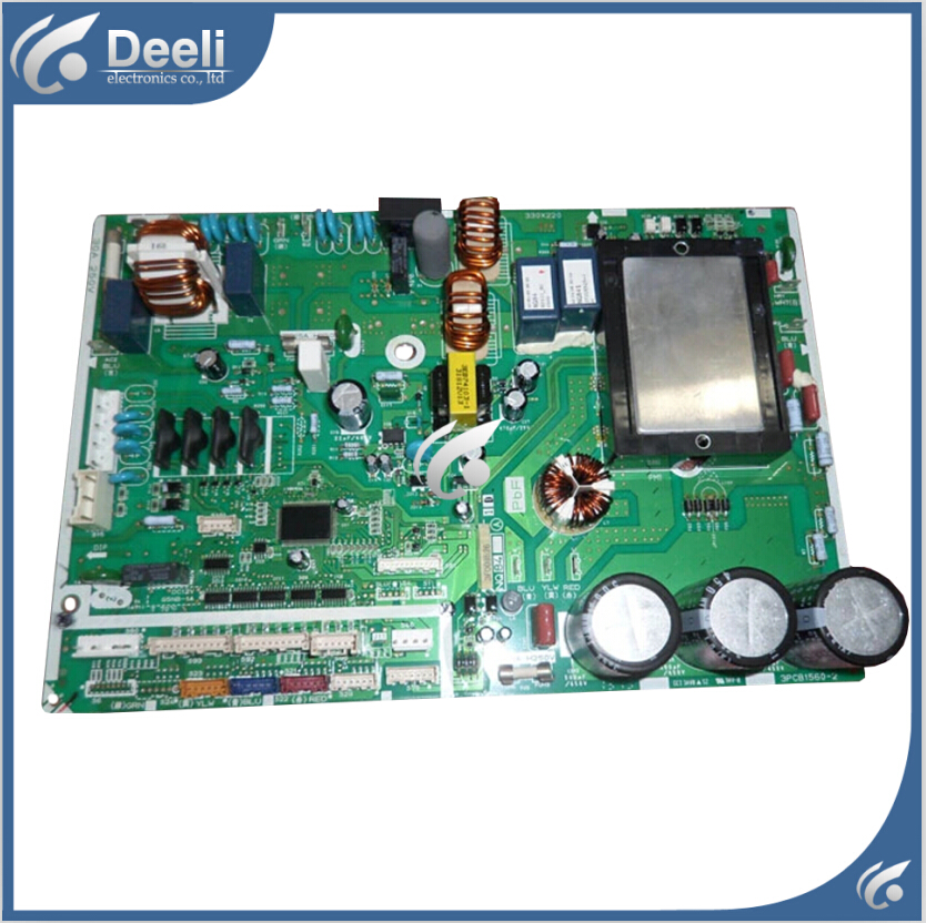 90% new used for Daikin inverter air conditioner 3F008526-1 4MXS100EV2C outside the machine computer board on sale 90% new used for daikin inverter air conditioner 2p179362 1 4mxs100ev2c outside the machine computer board on sale