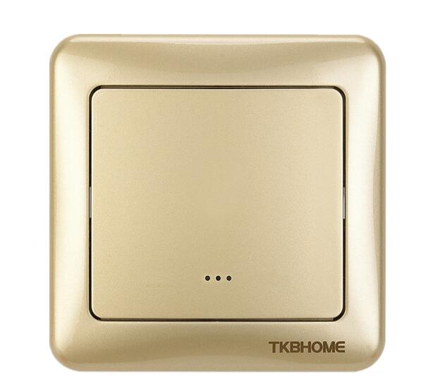 TKB Z Wave Plus Single Wall mounted 3 Way Dimmer TZ35S EU 868 42MHz for smart
