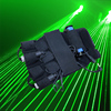 532nm Green Laser Beam Multi Beam Laser Luminous Gloves Gloves Stage Props