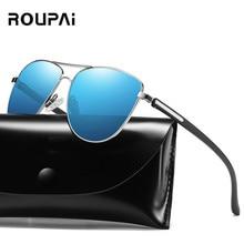 ROUPAI sunglasses women 2019 sun glasses Vintage Polarized brand designer shades