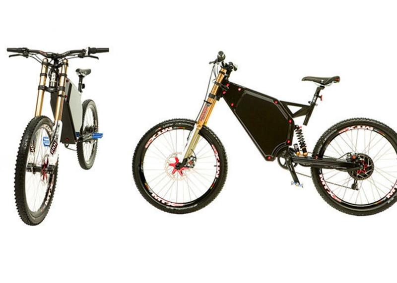 Motorized MTB 48V 3000W Electric Mountain font b Bike b font Electric font b Bike b