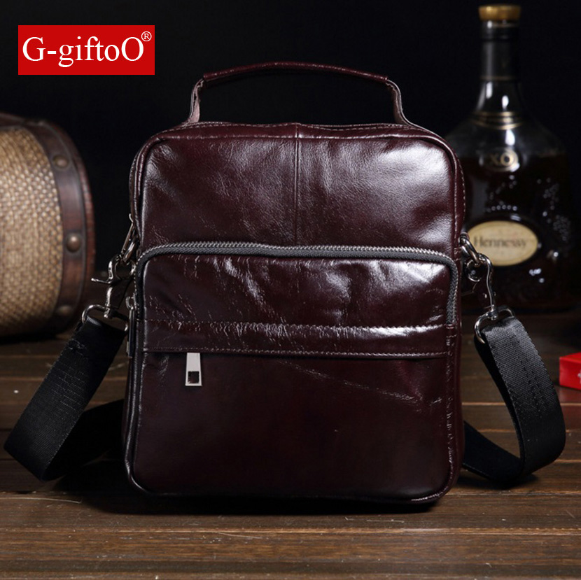 100% Genuine Leather men bags Business Fashion Men Messenger bag brand designer crossbody men's Shoulder bag briefcase brand designer genuine leather bag fashion shoulder crossbody bags business briefcase casual men handbags