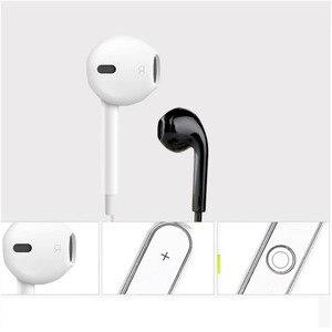 Image 3 - Bluetooth אלחוטי אוזניות עם מיקרופון עמיד למים ריצה אוזניות HD אוזניות סטריאו עבור אימון כושר Auriculares sh *