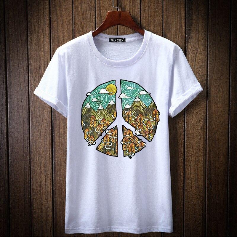 Echelons Pour Homme Designer T-Shirt