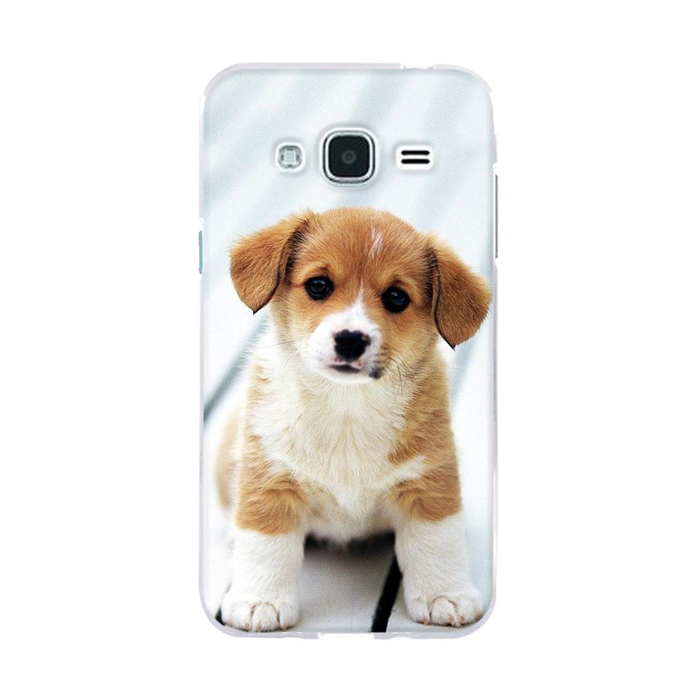 fundas for Samsung Galaxy j1 j J3 j5 2016 Case Cover For Samsung j5 - Բջջային հեռախոսի պարագաներ և պահեստամասեր - Լուսանկար 5
