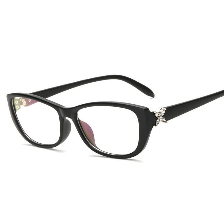 Kacamata Wanita Frame Mode Merek Desainer Baru Oculos De Grau Kacamata Bingkai 2016 Top Qulaity Kacamata Optik Feminino