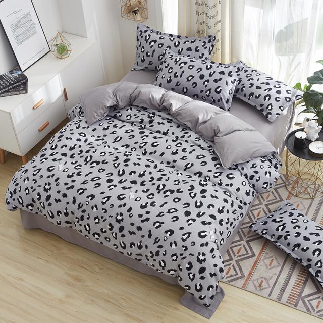 Cute Heart Bedding Set