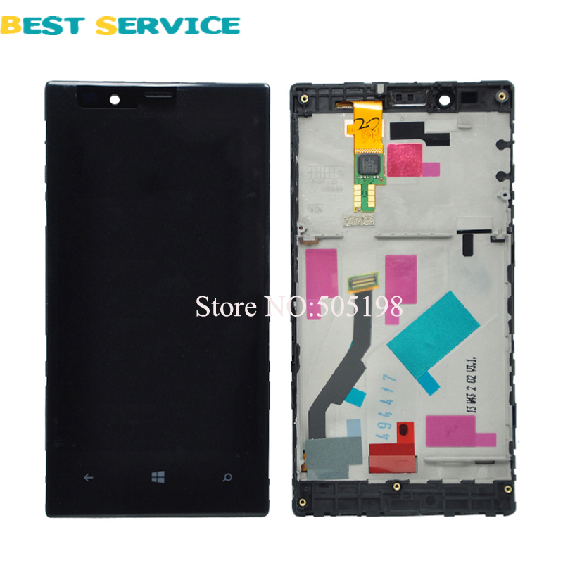 ФОТО For Nokia Lumia 720 LCD Screen Display with Touch Screen Digitizer Assembly + Frame + Tools Free shipping