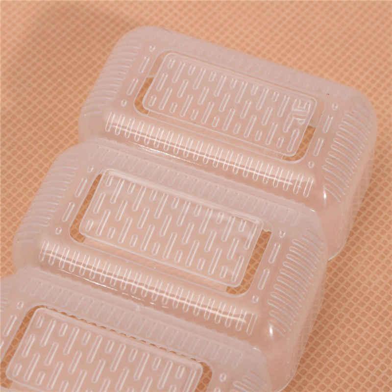 1 Conjunto Bola de Arroz Molde Japão Nigiri Sushi Mold Criador Não Stick Imprensa Bento Ferramenta Da Cozinha de Plástico 5 RollsAccessories