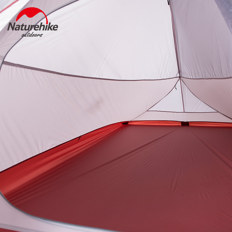NatureHike 2 Man Lightweight C&ing Tent Outdoor Hiking Backpacking Cycling Ultralight Waterproof 2 Person C& Tent-in Tents from Sports u0026 Entertainment ... & NatureHike 2 Man Lightweight Camping Tent Outdoor Hiking ...