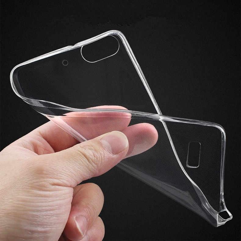 Funda Marbel para Coque Huawei P20 funda accesorios silicona impresión ultrafina suave de TPU caucho transparente bolsas fundas traseras