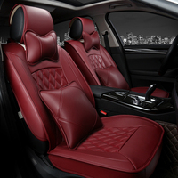 High Quality Special Leather Car Seat Covers For BMW Mercedes Benz Volkswagen All Models Car Seat