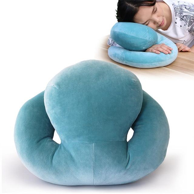 poulpe reste oreiller therapie oreillers home office ecole sieste oreiller de massage oreillers creative magique tete
