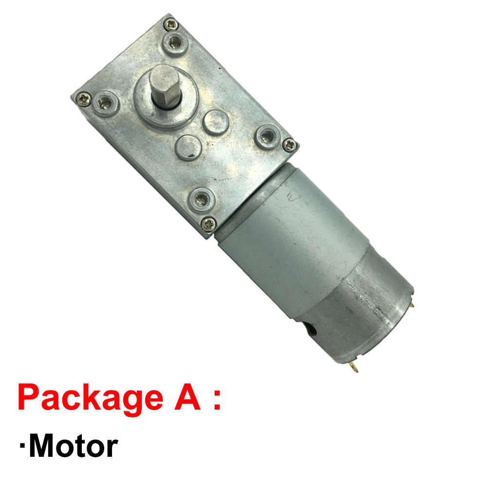 12V 24V alto par de alta RPM DC de alta potencia motores de engranaje helicoidal en DC Motor con 12 a 470RPM auto bloqueo ajustable velocidad invertido