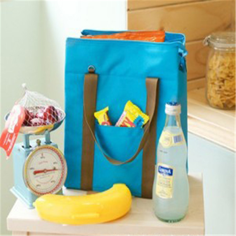 Large waterproofing Popular Lunch Bags Cooler for Women Kids Used Thermal Bag Lunch Box Food Bag