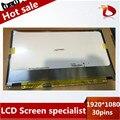 Бесплатная Доставка N133HSE-EA3 N133HSE-EA1 1920*1080 eDP 30pin Для asus UX32 UX32VD UX31 UX31A UltraBook Ноутбук ЖК-Тонкий СВЕТОДИОДНЫЙ экран