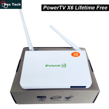 Mejor caja del iptv árabe, europa iptv media player, powertv árabe iptv servidor, caja androide de la tv streamer, sin cuota mensual en vivo gratis