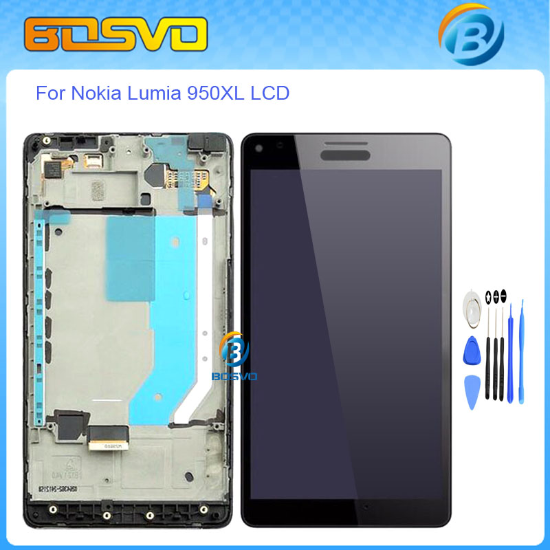 lcd assembly for for microsoft lumia 950 lcd display touch