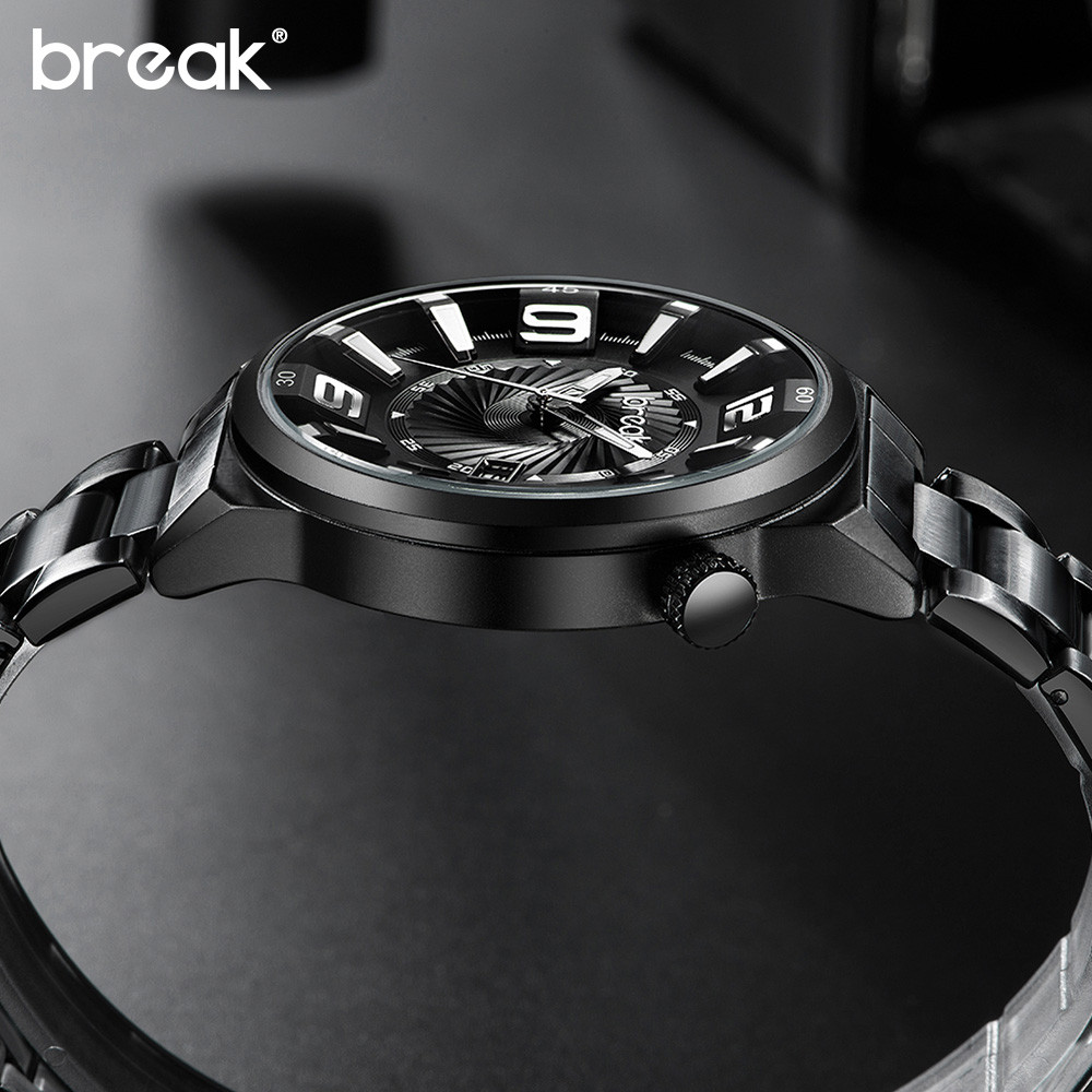 BREAK-Men-Top-Luxury-Brand-Stainless-Steel-Band-Fashion-Casual-Calendar-Quartz-Sports-Wristwatches-Creative-Gift