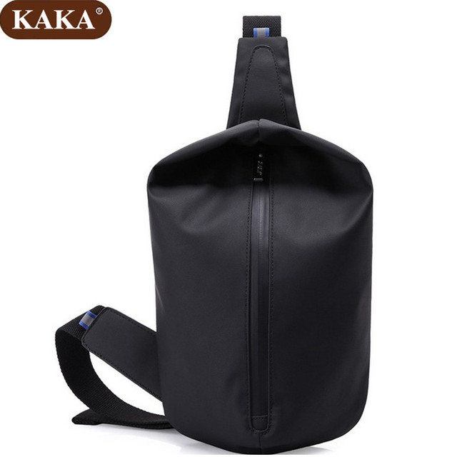 KAKA Hot Fashion Chest Bag Waterproof Wear-resisting Oxford Cloth Travel Bag  Casual Waist Pack abbcf48e02