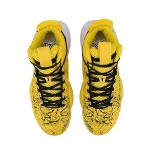 Image 5 - Li Ning Männer POWER V Professionelle Basketball Schuhe Wearable Futter Wolke Kissen Komfort Sport Schuhe Turnschuhe ABAP025 SJFM19