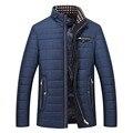 90% de Pato Branco Para Baixo Casaco de Inverno Casaco Quente Casaco Fino dos homens Ultraleves Jaquetas Homens Outwear Coats Plus-tamanho, frete grátis