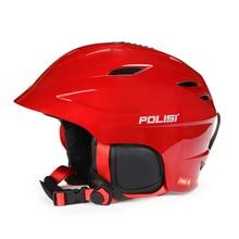 New Winter Ultralight Ski Helmet Men Women Snow Skateboard Extreme Sport Saftly Helmet Snowboard Skiing Equipment Capacete