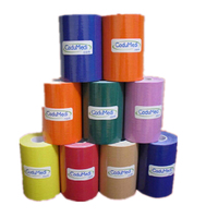 10cm X 5m Kinesiology Kinesio Tape Roll Cotton Elastic Adhesive Sports Muscle Patch Tape Bandage Physio