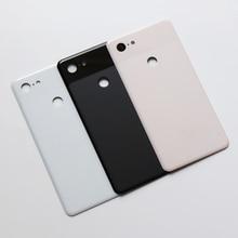 Originale Gorilla Glass 5 Per HTC Google Pixel 3 XL 3XL Portello Della Batteria Della Copertura Posteriore di Vetro Custodia Per Pixel XL3 Con Adesivo
