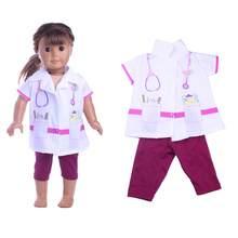 Teen nurse young girl