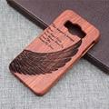 Для Samsung Galaxy A3 A300 A300F Case Cover 100% Реальные Деревянные Case For Samsung A3 2015 Телефон С Обложка 3D Рисунки Pattern