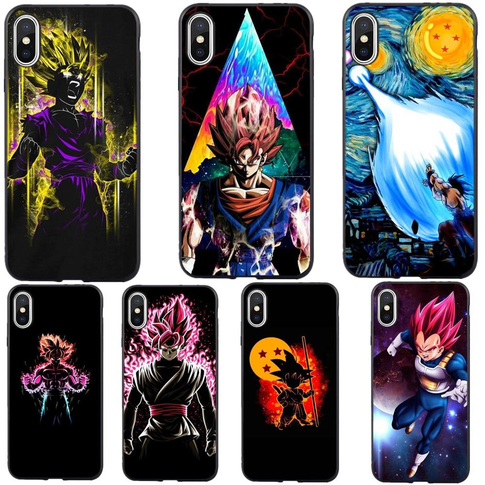 Dragon Ball Z kai goku saiyan iphone case